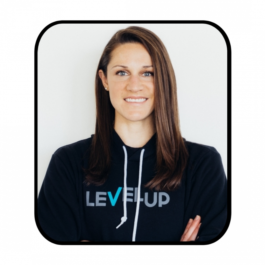 steph allen, physical therapy, levelup
