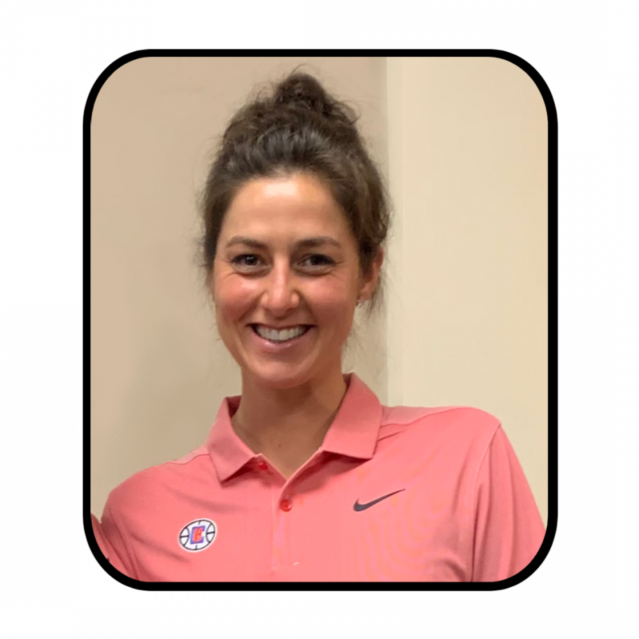 maggie bryant, dpt, physical therapy, clippers