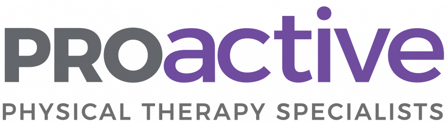 proactive, PT, physical therapy