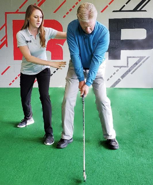 TPI golf swing physical therapy sports rehab