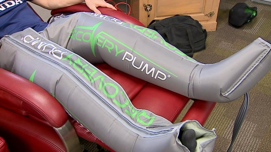 recovery boots physical therapy wellness
