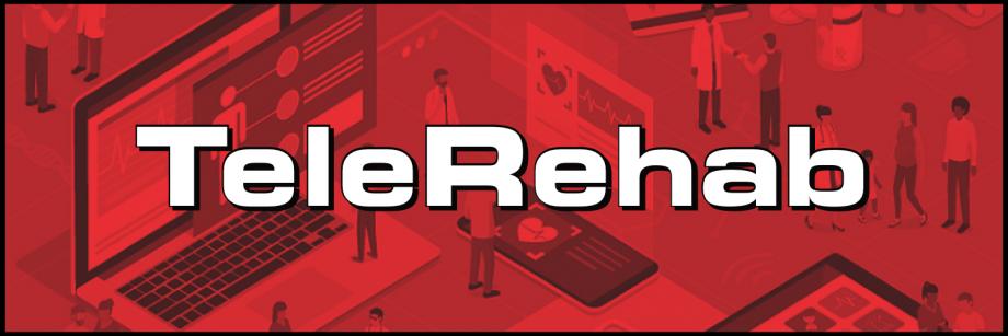 telerehab, telehealth, physical thereapy, sports rehab