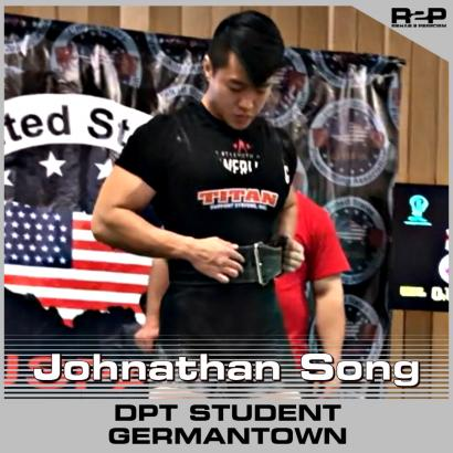 DPT STUDENT, pt, spt