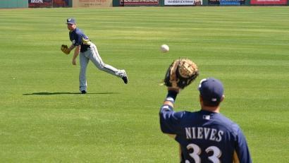 baseball interval throwing program