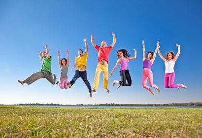 jump, fitness, physical therapy