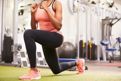 lunge, single leg, fitness