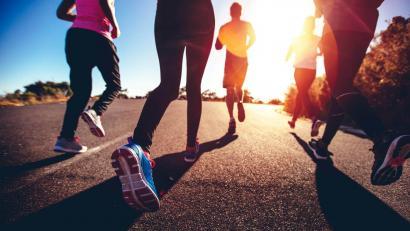 runners, run, jog