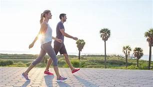 walking, fitness, active