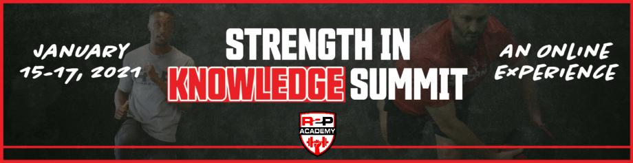 STRENGTH IN KNOWLEDGE SUMMIT