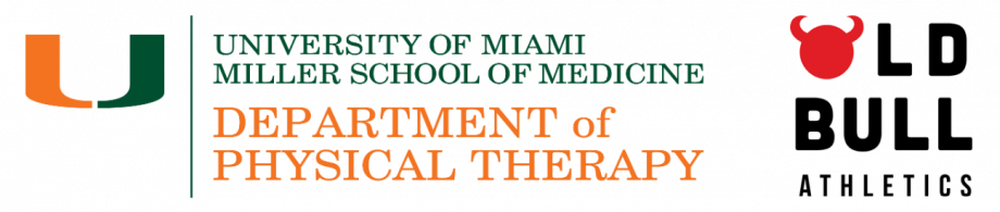 Co-Hosted by the Univ. of Miami PT Dept. & Old Bull Sports Medicine